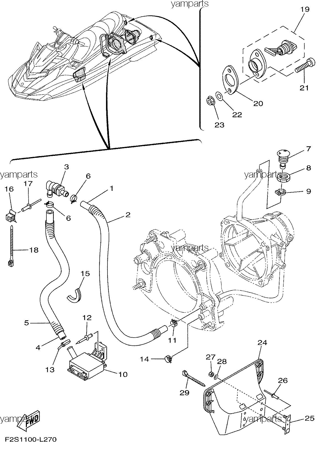 Детали корпуса
