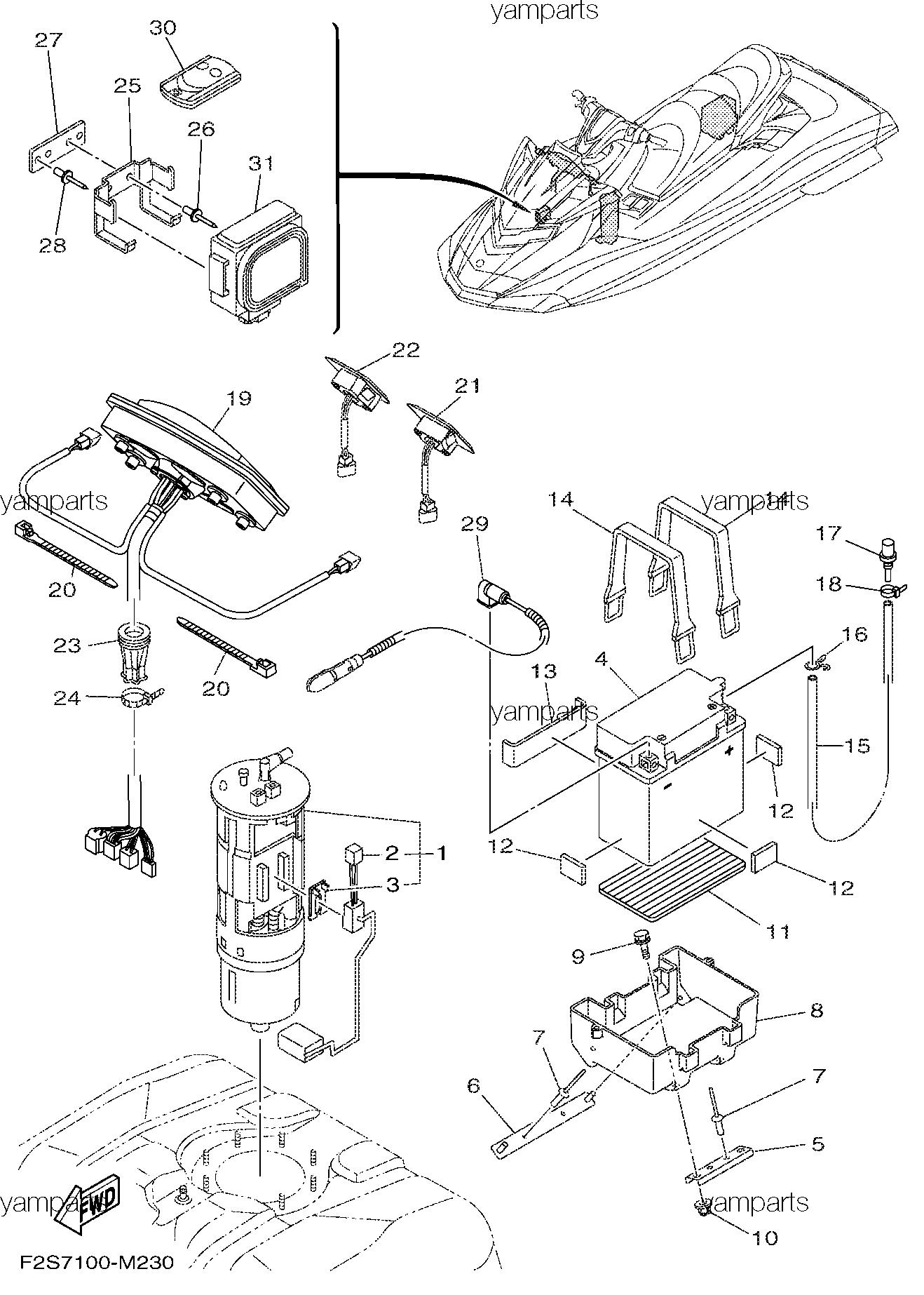 Детали электрические 3