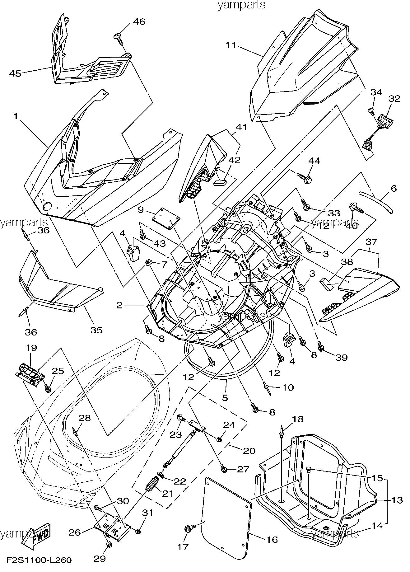 Капот 2