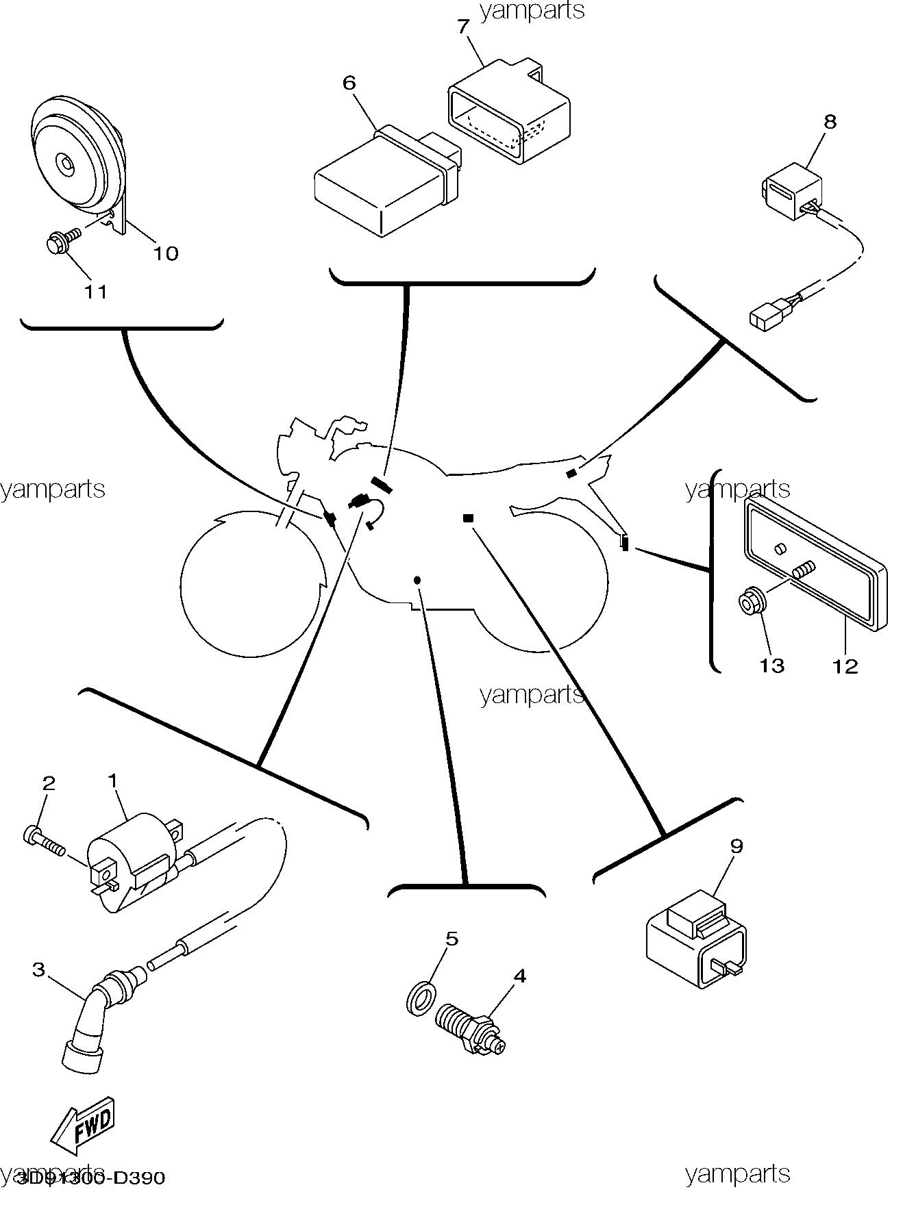 Детали электрические 2