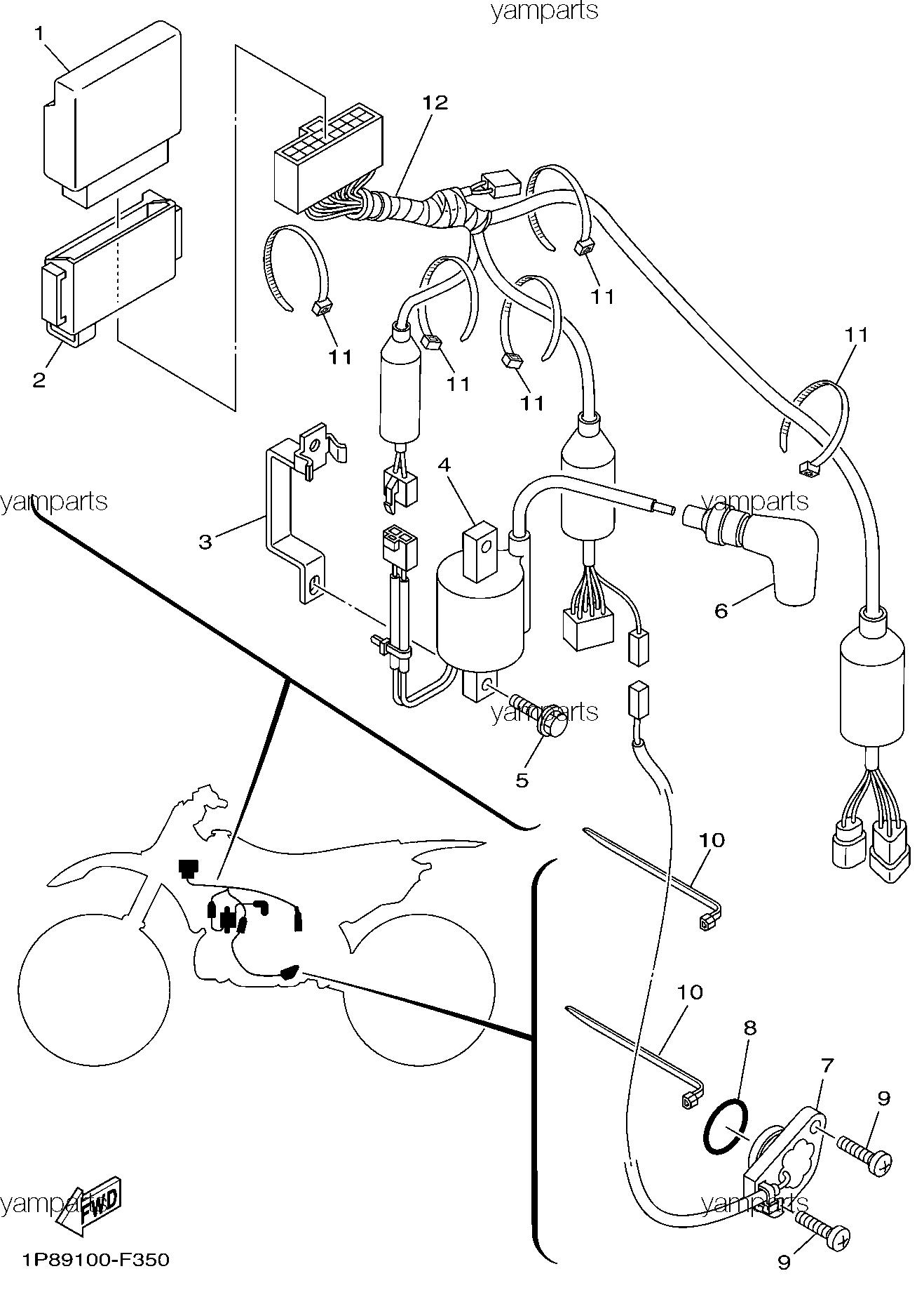 Детали электрические